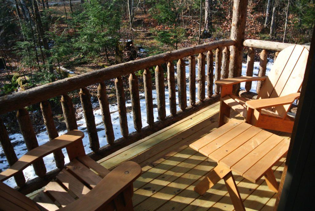 Adirondack Relaxation